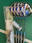 Victor Portable Outdoor badminton Kit-Badminton Other-Le Coin Badminton | Pickleball | Tennis