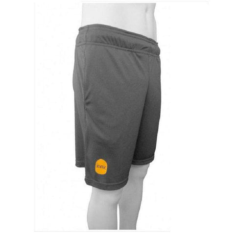 Ionik Short 4910T Gris-Men Apparel-Le Coin Badminton | Pickleball | Tennis