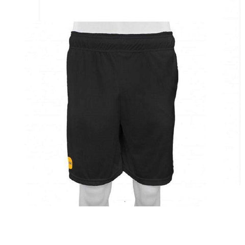 Ionik Short 4910T Black-Men Apparel-Le Coin Badminton | Pickleball | Tennis