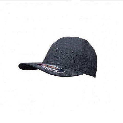 Ionik Cap Flexfit Tech Black-Hats-Le Coin Badminton | Pickleball | Tennis