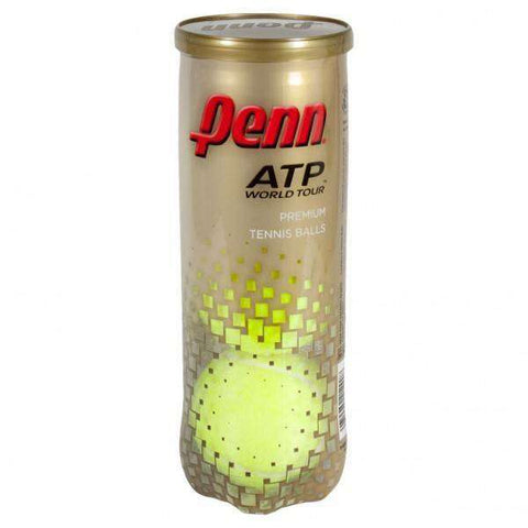 Penn ATP World Tour Extra-Duty Tennis Balls-Tennis Balls-Le Coin Badminton | Pickleball | Tennis