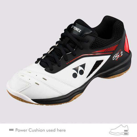 Yonex Power Cushion 65 R2 Men-Indoor Shoes-Le Coin Badminton | Pickleball | Tennis