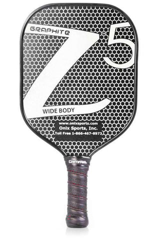 Onix Graphite Z5 White-Pickleball Racquets-Le Coin Badminton | Pickleball | Tennis