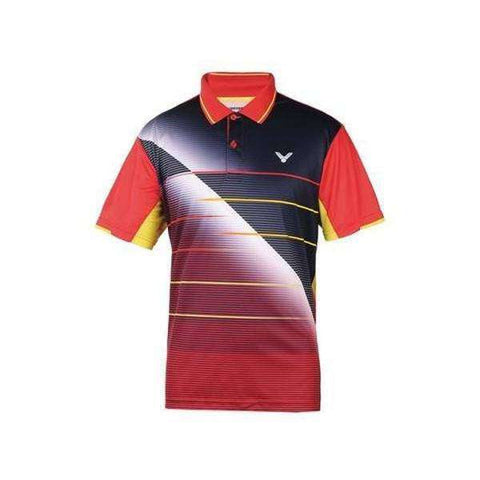 Victor Polo S-6001DB-Men Apparel-Le Coin Badminton | Pickleball | Tennis