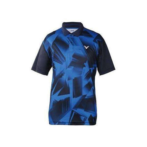 Victor Polo S-6012BM-Men Apparel-Le Coin Badminton | Pickleball | Tennis