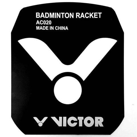 Victor Badminton Stencil-Ink & Stencils-Le Coin Badminton | Pickleball | Tennis