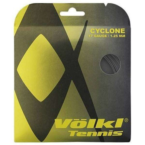 Volkl Cyclone 17 - Cordes à Tennis - Le Coin Badminton | Pickleball | Tennis