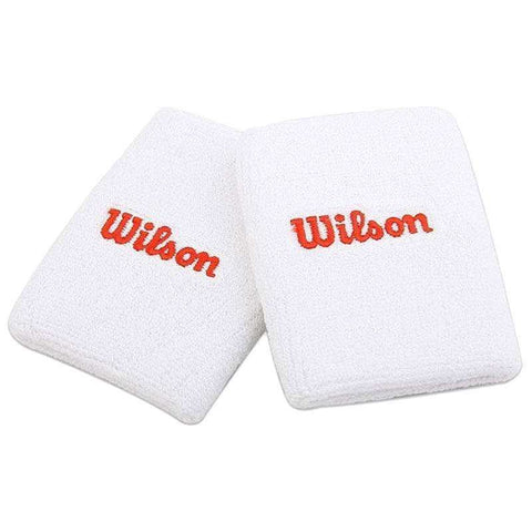 Wilson Wristbands-Apparel - Accessories-Le Coin Badminton | Pickleball | Tennis