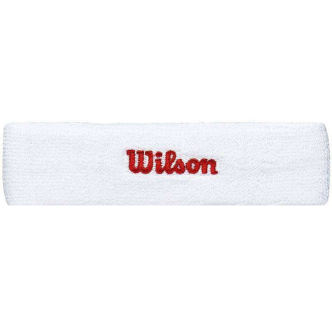 Wilson Headband-Apparel - Accessories-Le Coin Badminton | Pickleball | Tennis