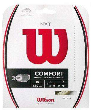 Wilson NXT 16-Tennis Strings-Le Coin Badminton | Pickleball | Tennis