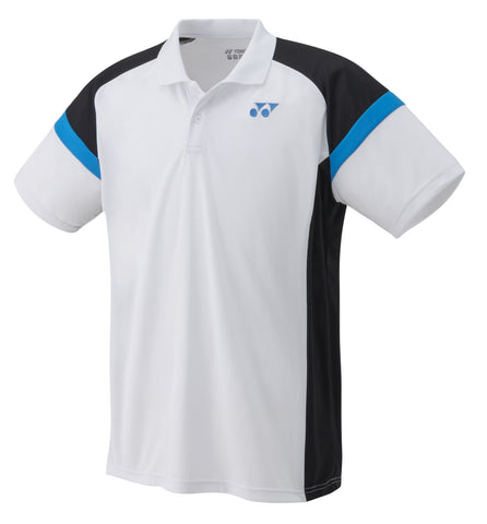 Yonex YM0002 Men's Polo Shirt WH-Men Apparel-Le Coin Badminton | Pickleball | Tennis