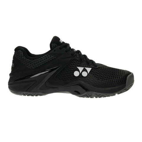 Yonex Power Cushion Eclipsion 2 Black-Outdoor Shoes-Le Coin Badminton | Pickleball | Tennis