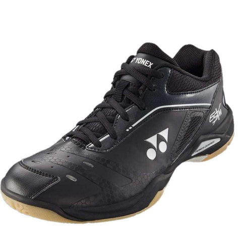 Yonex Power Cushion 65 X Black-Indoor Shoes-Le Coin Badminton | Pickleball | Tennis
