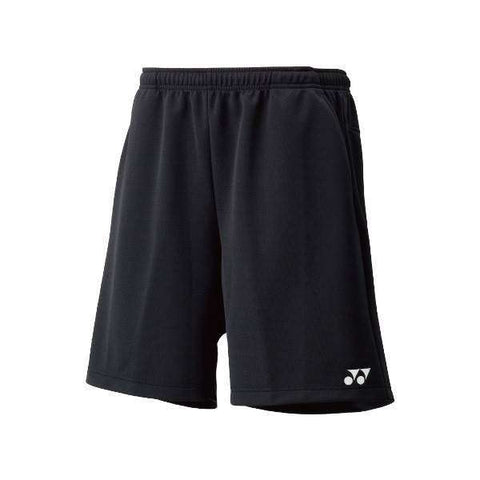 Yonex Shorts 15038 Black-Men Apparel-Le Coin Badminton | Pickleball | Tennis