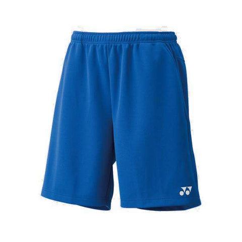 Yonex Shorts 15038 Blue-Men Apparel-Le Coin Badminton | Pickleball | Tennis