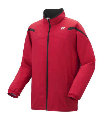 Yonex Tracksuit 50058 Red-Men Apparel-Le Coin Badminton | Pickleball | Tennis