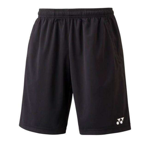 Yonex Shorts - YM0004 Black-Men Apparel-Le Coin Badminton | Pickleball | Tennis