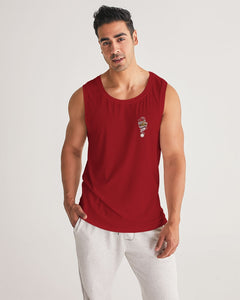 YOUR FIGHT RED MEN´S SPORT TANK - Esedece skateboards