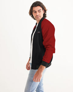 RED LINE BOMBER JACKET - Esedece skateboards