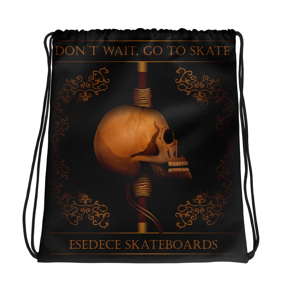 MARK OF CONQUEST DRAWSTRING BACKPACK - Esedece skateboards