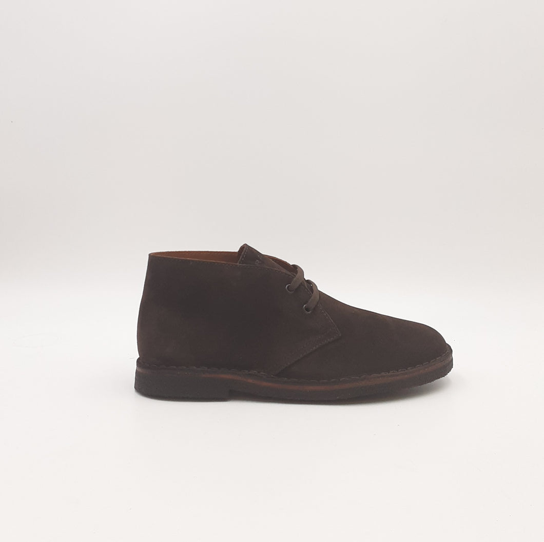 Frau desert boot in camoscio marrone A17