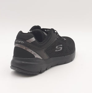 Skechers flex appeal nero H20