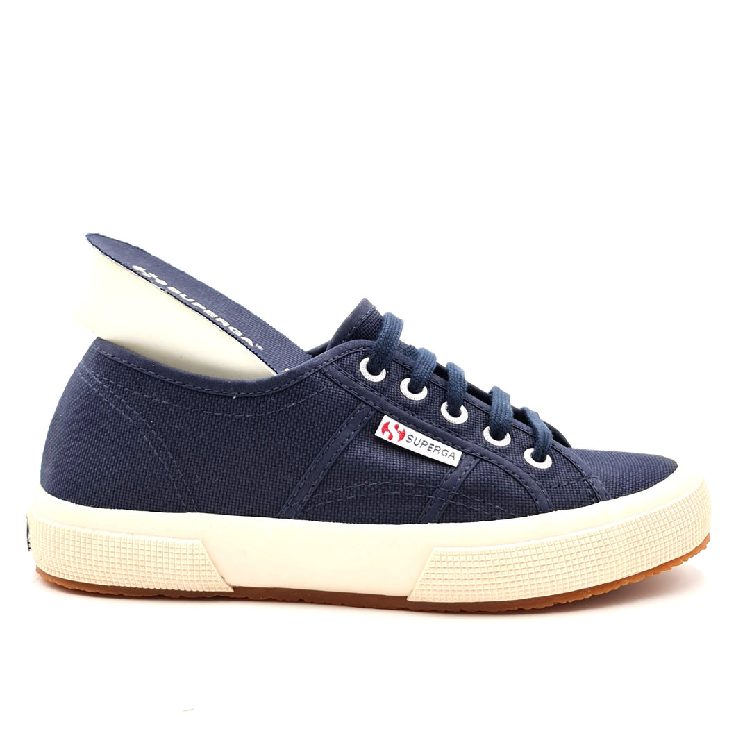 SUPERGA 2750 plus blu zeppa interna 11X