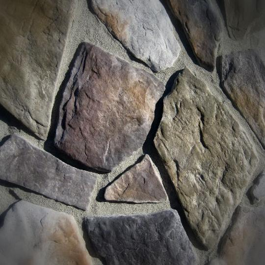 Black Bear Mountain Stone - Stone Veneer - Field Stone Aspen