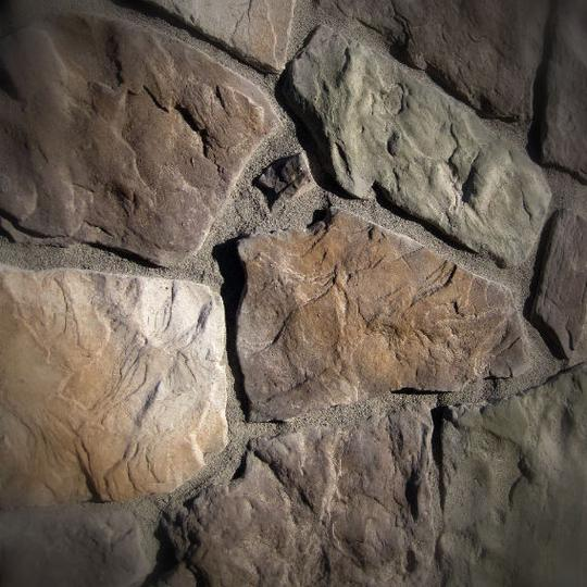 Black Bear Mountain Stone - Stone Veneer - Field Stone Mossy Creek