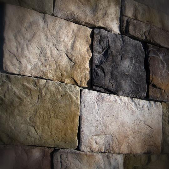 Black Bear Mountain Stone - Stone Veneer - Hackett Stone Aspen