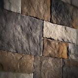 Black Bear Mountain Stone - Stone Veneer - Hackett Stone Rustic