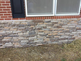 Black Bear Mountain Stone - Stone Veneer - Ledge Stone Amber