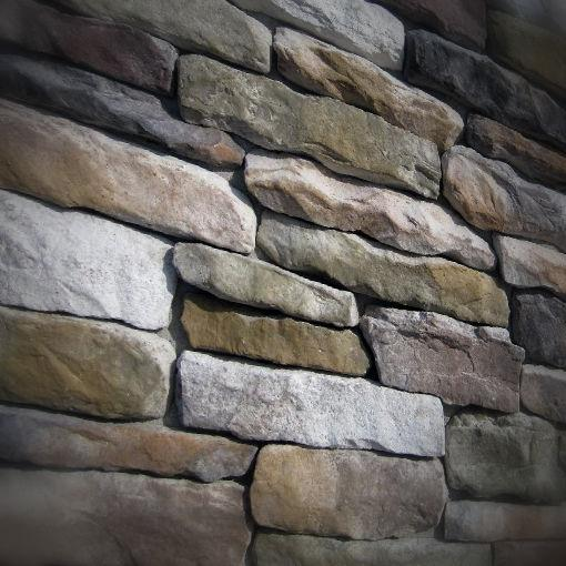 Black Bear Mountain Stone - Stone Veneer - Ledge Stone Aspen