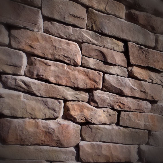 Black Bear Mountain Stone - Stone Veneer - Ledge Stone Chardonnay