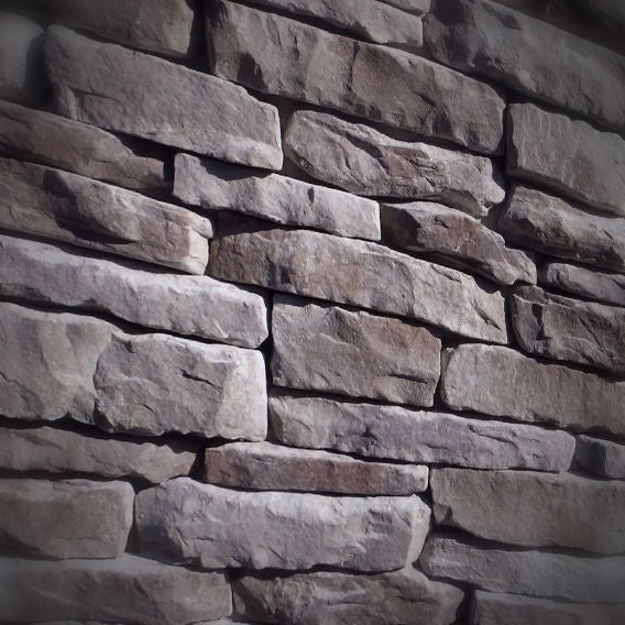 Black Bear Mountain Stone - Stone Veneer - Ledge Stone Granite