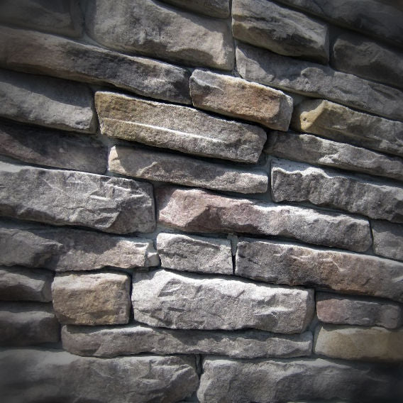 Black Bear Mountain Stone - Stone Veneer - Ledge Stone Kona