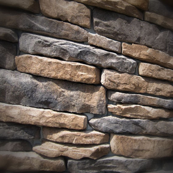 Black Bear Mountain Stone - Stone Veneer - Ledge Stone Sonoma