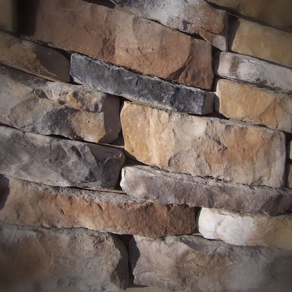 Black Bear Mountain Stone - Stone Veneer - Ledge Stone Tacoma