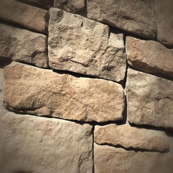 Black Bear Mountain Stone - Stone Veneer - Lime Stone Adaline
