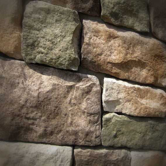 Black Bear Mountain Stone - Stone Veneer - Lime Stone Mossy Creek