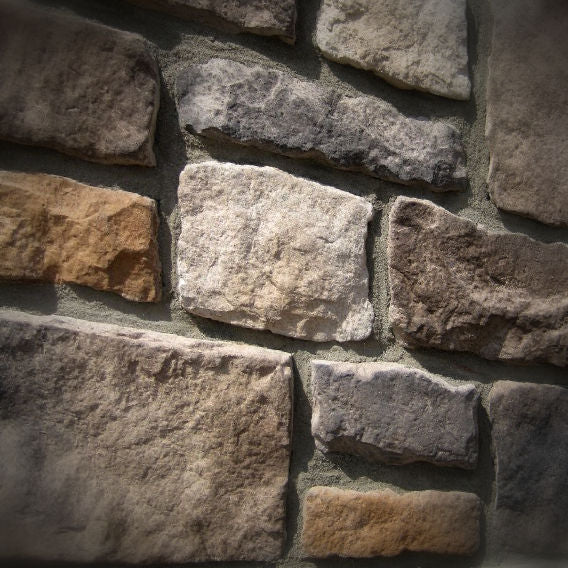 Black Bear Mountain Stone - Stone Veneer - Lime Stone Rustic