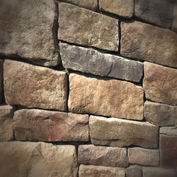 Black Bear Mountain Stone - Stone Veneer - Lime Stone Tuscany