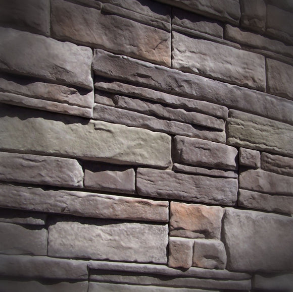 Black Bear Mountain Stone - Stone Veneer - Ready Stack Mossy Creek