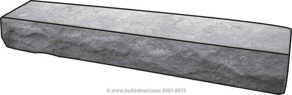 Black Bear Mountain Stone - Stone Veneer - Accessories - Window Sill