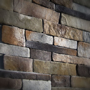 Black Bear Mountain Stone - Stone Veneer - Stack Stone Aspen