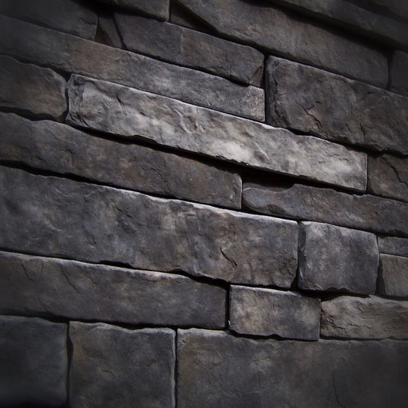 Black Bear Mountain Stone - Stone Veneer - Stack Stone Black Forest