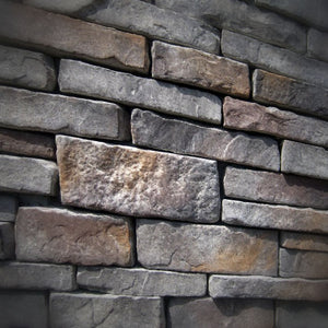 Black Bear Mountain Stone - Stone Veneer - Stack Stone Buck Mountain