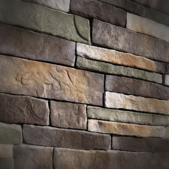 Black Bear Mountain Stone - Stone Veneer - Stack Stone Mossy Creek