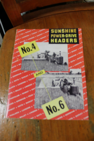Sunshine Power-Drive Headers