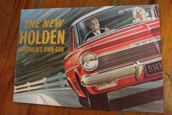 The New Holden - Australia's Own Car